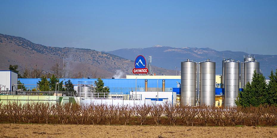 Ολυμπος: Νέες επενδύσεις 35 εκατ. ευρώ σε γραμμές παραγωγής
