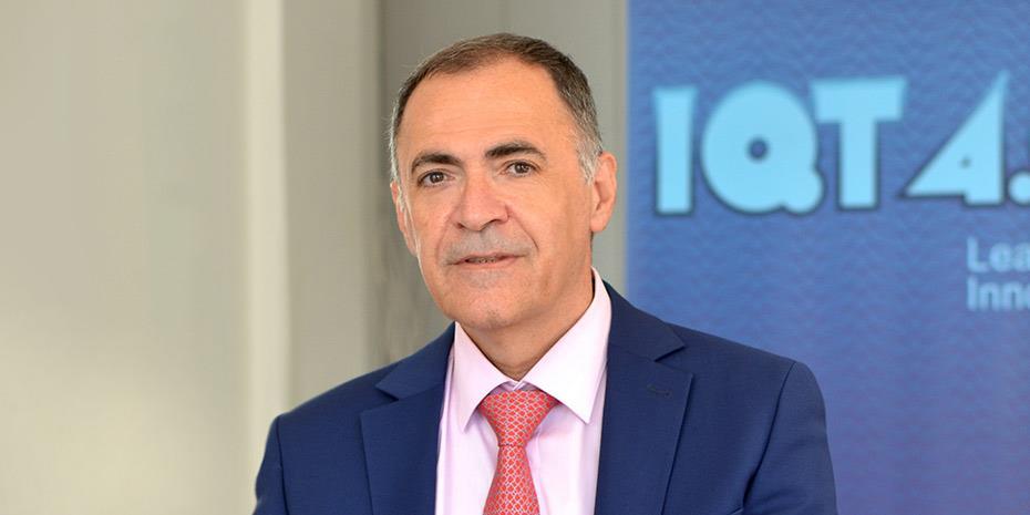 Δ. Εφορακόπουλος: Η στρατηγική της Info Quest στη μετά Covid εποχή