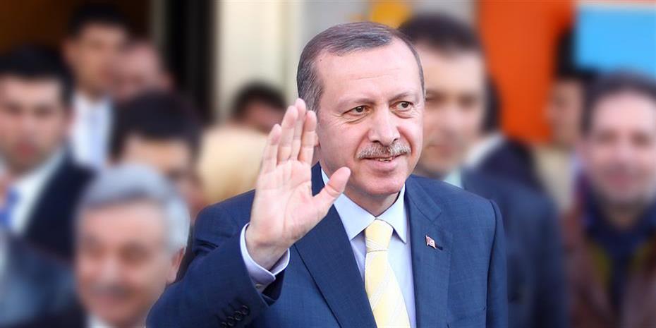 Ερντογάν: Θετικές οι εξελίξεις στην υπόθεση Halkbank