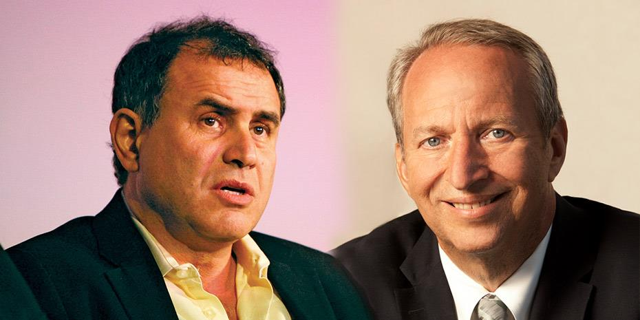 Summers και Roubini σημαίνουν συναγερμό για τον πληθωρισμό
