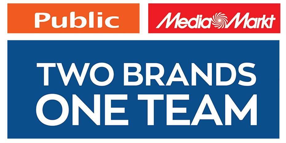Πρεμιέρα σήμερα για τη συμφωνία Public - MediaMarkt