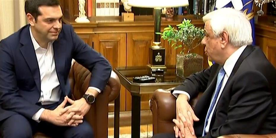 Τσίπρας: Καταλήξαμε σε συμφωνία με Ζάεφ