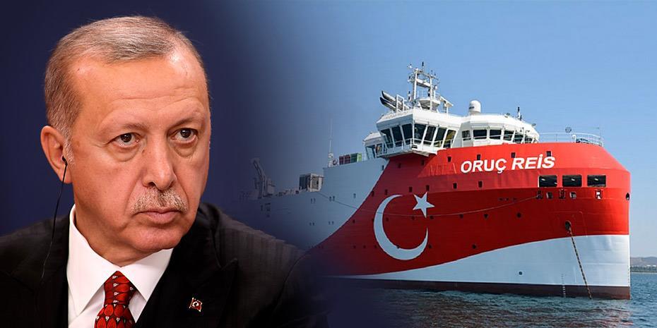 Τουρκία: «Pause» στις έρευνες στη Μεσόγειο εν αναμονή διαλόγου