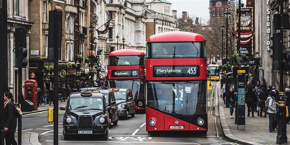 Επίθεση με μαχαίρι στο κέντρο του Λονδίνου