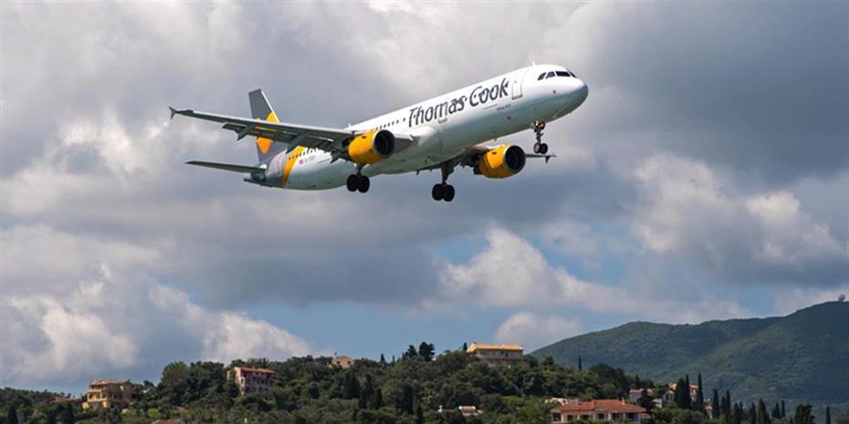 Thomas Cook: Ελπίζουν σε γερμανικό «σωσίβιο» οι ξενοδόχοι