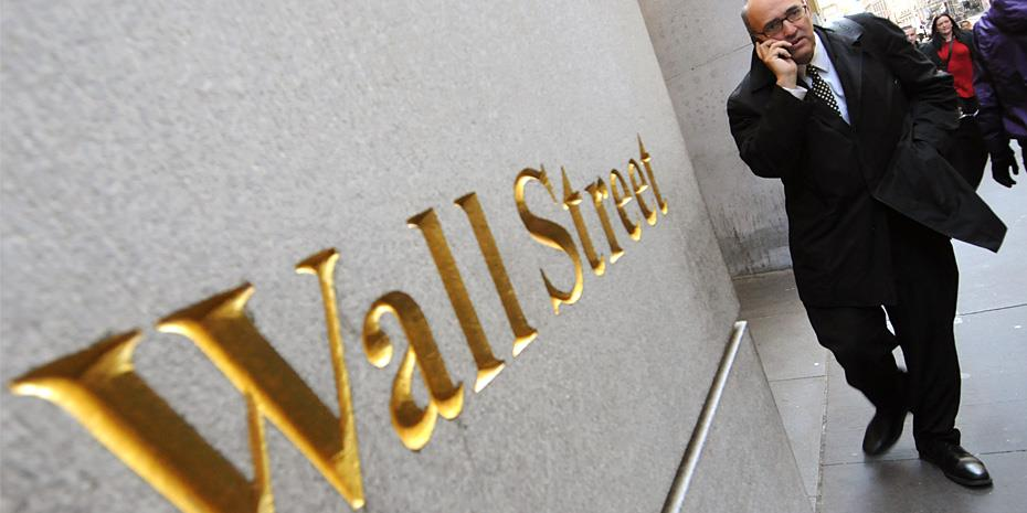 Ανοδική ανάσα στη Wall Street