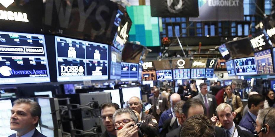 Μικτές διαθέσεις και οριακές διακυμάνσεις στη Wall Street