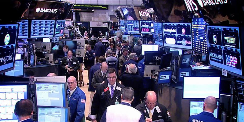 Στο «κόκκινο» η Wall Street υπό το βάρος των επιτοκίων