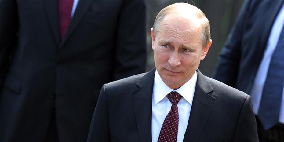 Παράνομες θεωρεί τις κυρώσεις των ΗΠΑ ο Πούτιν