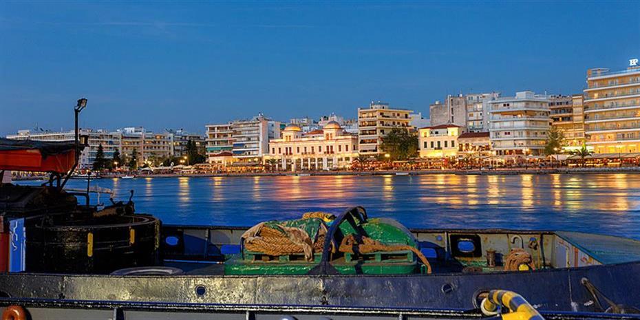 Ματαιώθηκε το σχέδιο μεταφοράς ασθενών με Covid-19 στην Χαλκίδα