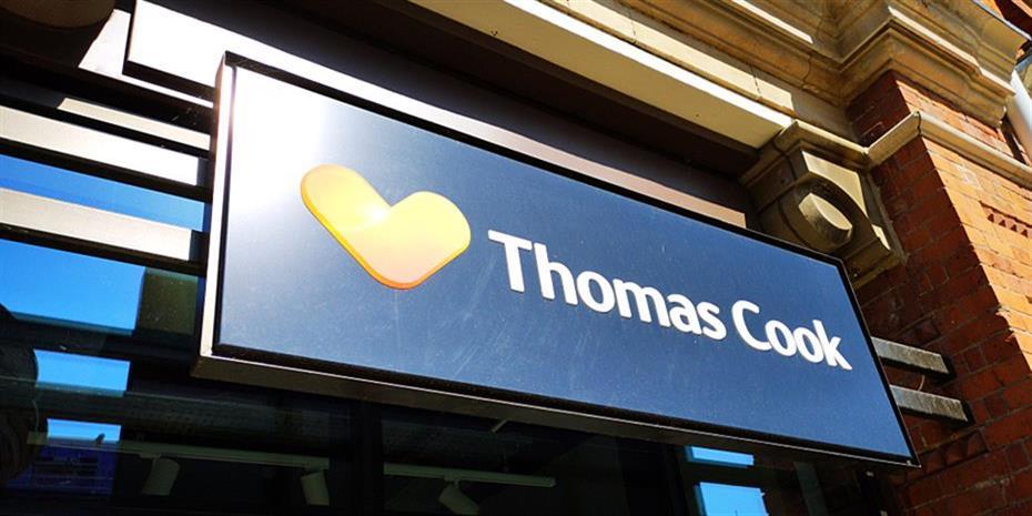 H Hays αγόρασε τα 555 καταστήματα της Thomas Cook