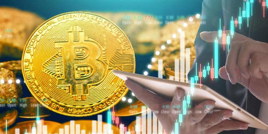 Crash test σε χρυσό και bitcoin