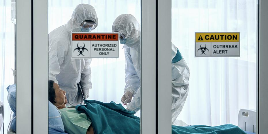 Ρωσία: Αρχισε να «ζορίζεται» το σύστημα υγείας της Μόσχας