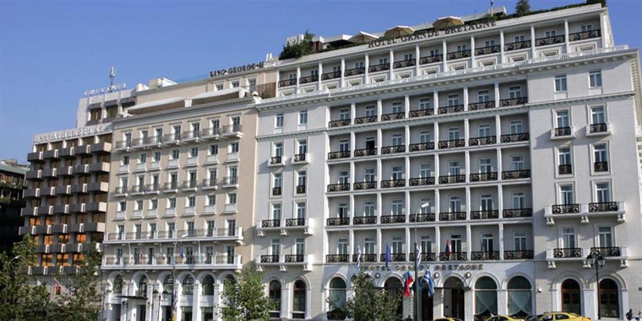 Ξενοδοχεία Αθήνας: Αύξηση εσόδων αλλά με λιγότερες μονάδες το 2016