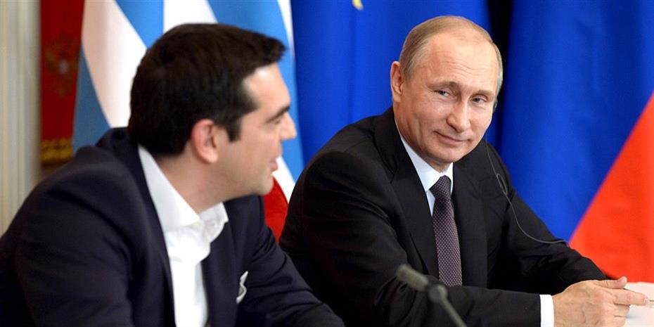 Τσίπρας-Πούτιν στη Μόσχα για το… λιώσιμο των πάγων