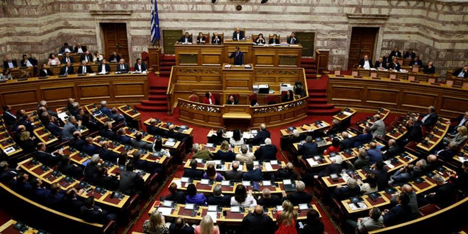 Κόντρα ΝΔ-ΣΥΡΙΖΑ για SURE και ευέλικτη εργασία