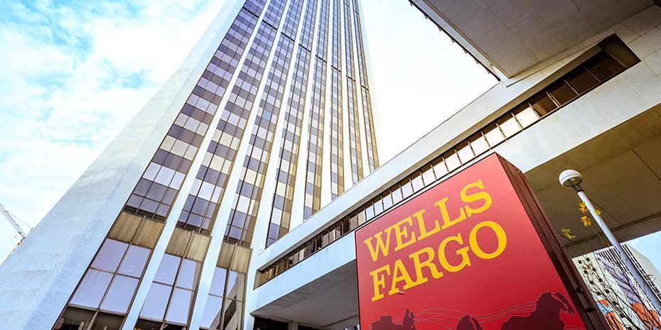 Στα $2,99 δισ. αυξήθηκαν τα κέρδη της Wells Fargo το δ΄ τρίμηνο