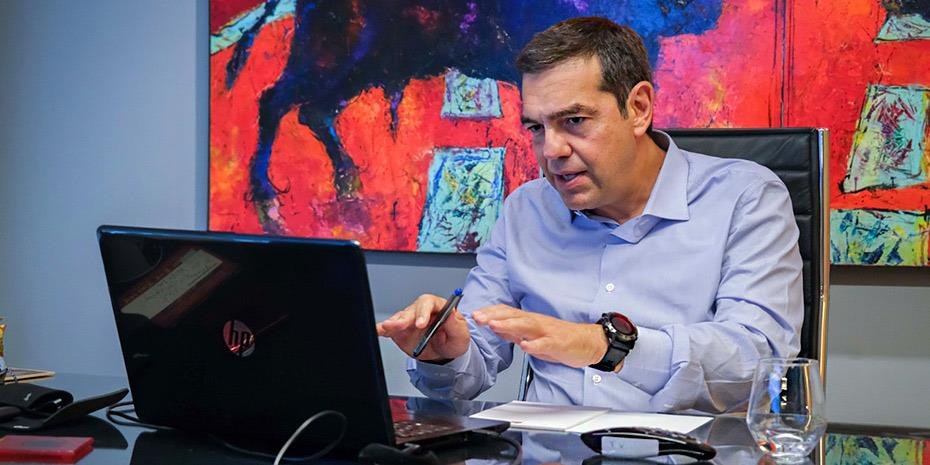 Τσίπρας: Κίνδυνος λουκέτου για μια στις τρεις εμπορικές επιχειρήσεις