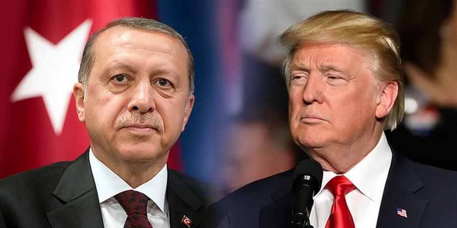 Πούτιν και Ερντογάν... έπαιζαν στα δάχτυλα τον Τραμπ