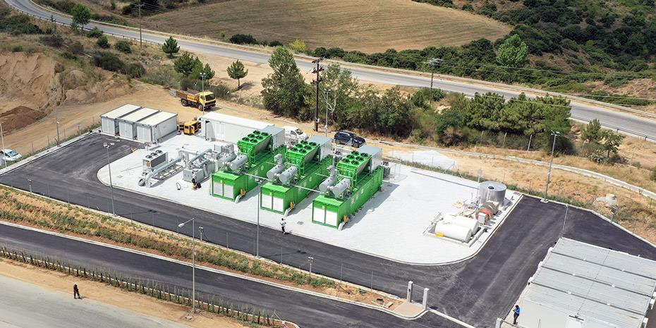 ΗΛΕΚΤΩΡ: Σε λειτουργία η μονάδα βιοαερίου στο ΧΥΤΑ Μαυροράχης