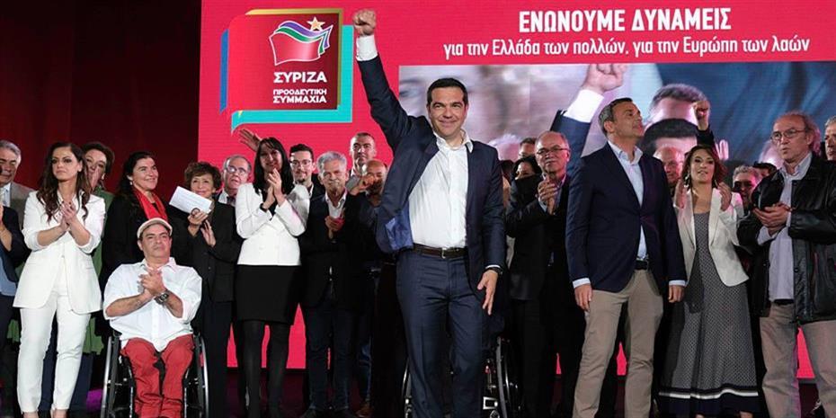 Α. Τσίπρας: Δώστε ψήφο εμπιστοσύνης στα μέτρα ελάφρυνσης