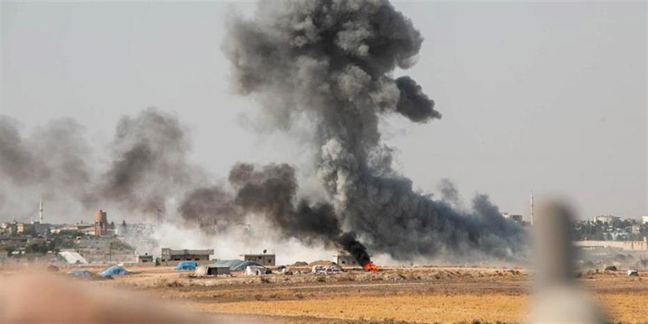 Συρία: Αεροπορικές επιδρομές του Ισραήλ κοντά στη Δαμασκό
