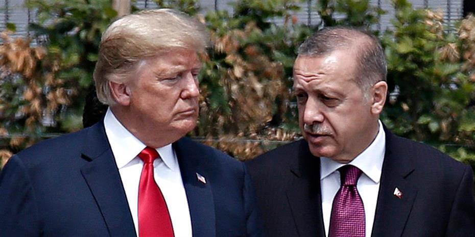 Ερντογάν: Το ψήφισμα για τους Αρμένιους επισκίασε τις σχέσεις ΗΠΑ-Τουρκίας