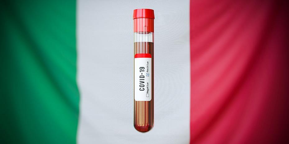 Ιταλία: Στους 488 οι θάνατοι το τελευταίο 24ωρο