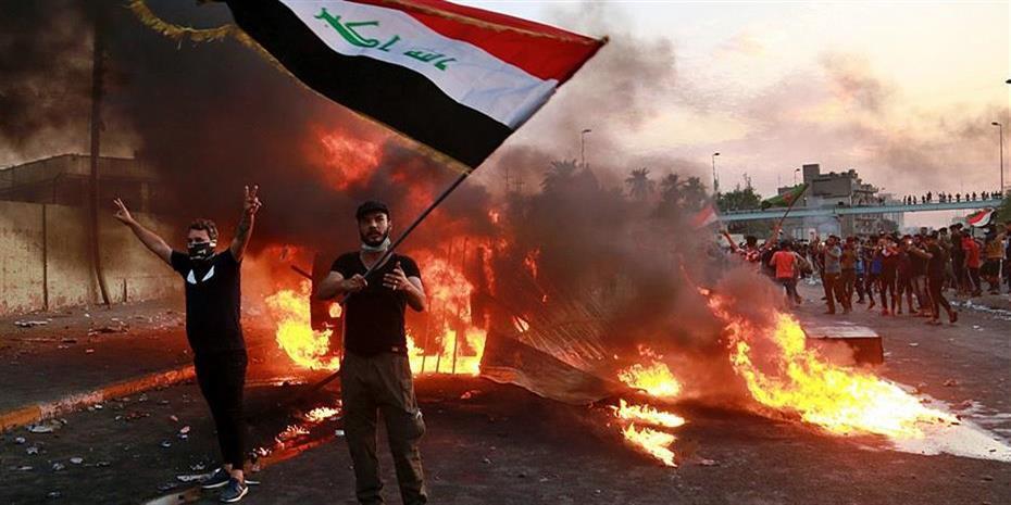 Ιράκ: Πολιτική συμφωνία για να τερματισθούν «με κάθε μέσο» οι διαδηλώσεις