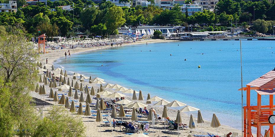 Θεσσαλονίκη-Χαλκιδική: Οταν ο κορωνοϊός πάει διακοπές