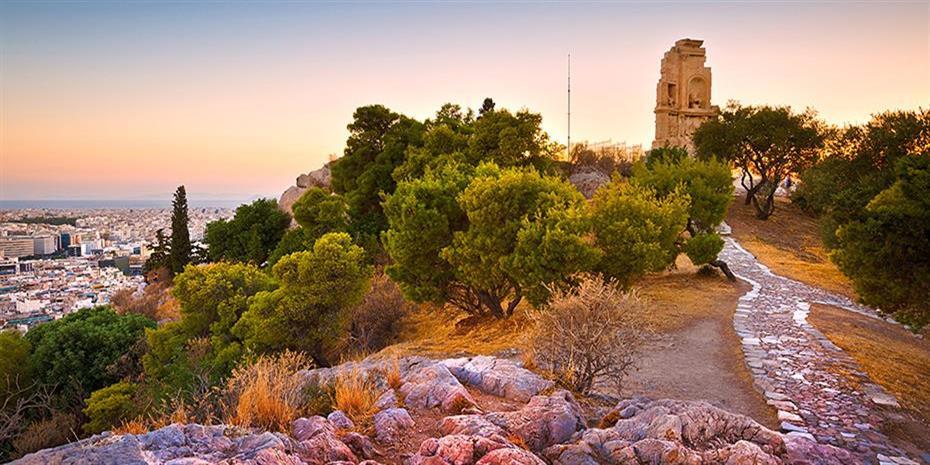 Και οι 7 ήταν υπέροχες… βόλτες με θέα στην Αθήνα