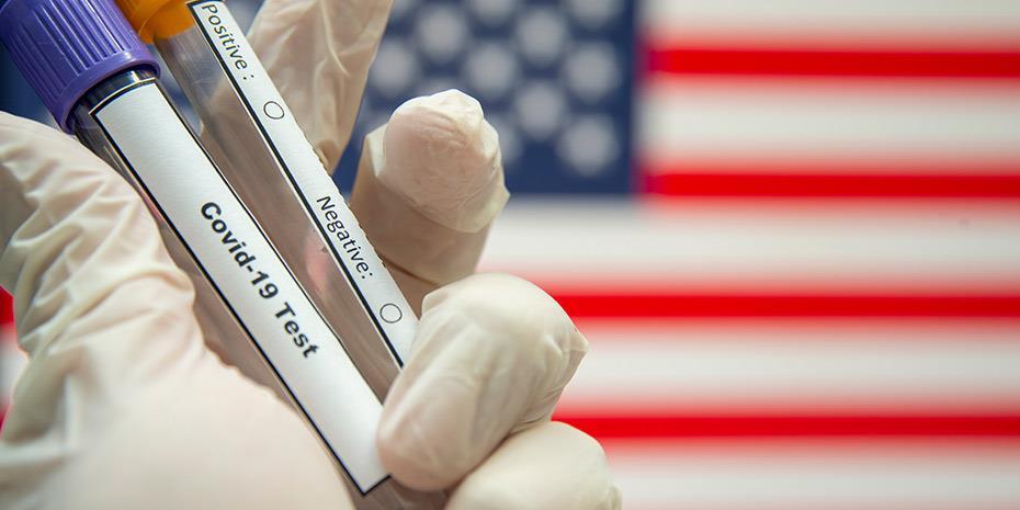 ΗΠΑ: Ρεκόρ κρουσμάτων κορωνοϊού, ουρές σε ΜΕΘ-νεκροτομεία στην Καλιφόρνια