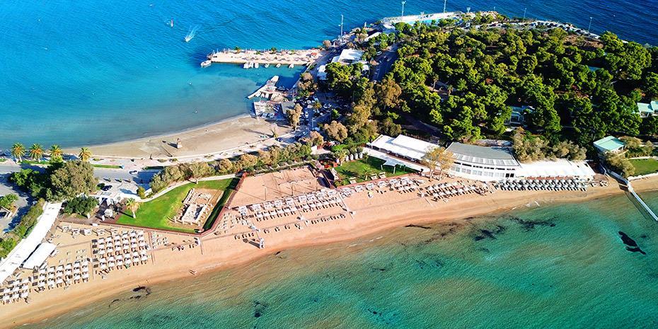 Ξενοδοχεία: Τι  αλλάζει για τους πελάτες από ρεσεψιόν και δωμάτια ως τις παραλίες