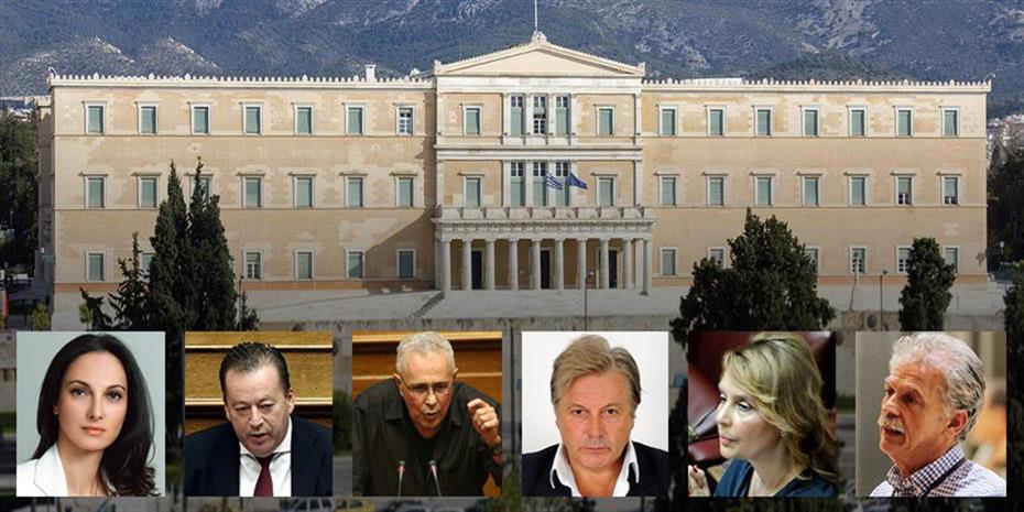 Βουλή: Στους 145+6 η κυβερνητική πλειοψηφία