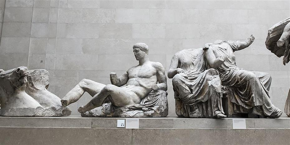 Sunday Times: Μπόρις Τζόνσον, να επιστρέψεις τα γλυπτά στην Αθήνα