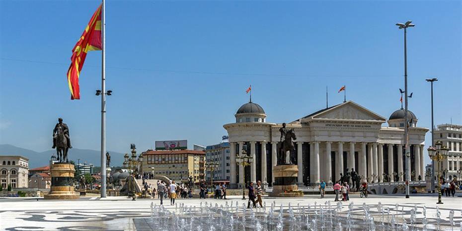 ΠΓΔΜ: Με επεισοδιακό τρόπο ψηφίστηκε το νομοσχέδιο για την αλβανική γλώσσα