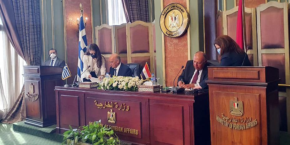 Ποια ενεργειακά έργα εδραιώνει η ΑΟΖ Ελλάδας-Αιγύπτου