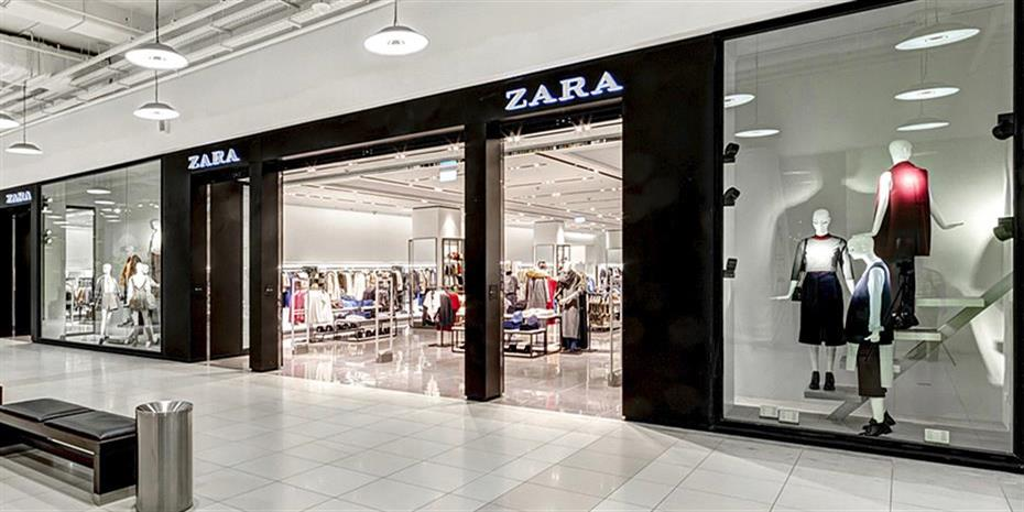 Inditex (Zara): Στα €734 εκατ. ανήλθαν τα κέρδη το πρώτο τρίμηνο