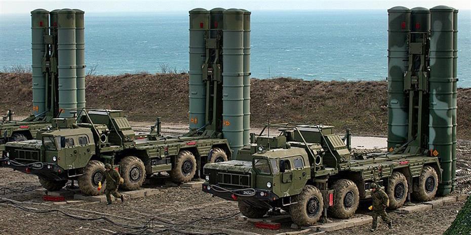 Τουρκία: Εφτασαν στην Αγκυρα τα πρώτα τμήματα των S-400