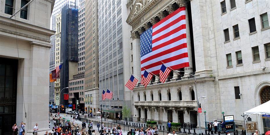 Ανοδος στη Wall Street παρά το σοκ των ανέργων
