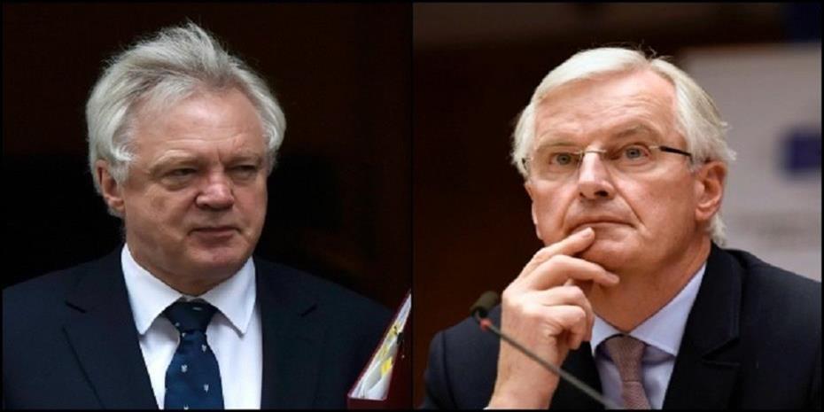 Μπαρνιέ: «Σε κατάσταση αδιεξόδου» η συζήτηση για το Brexit