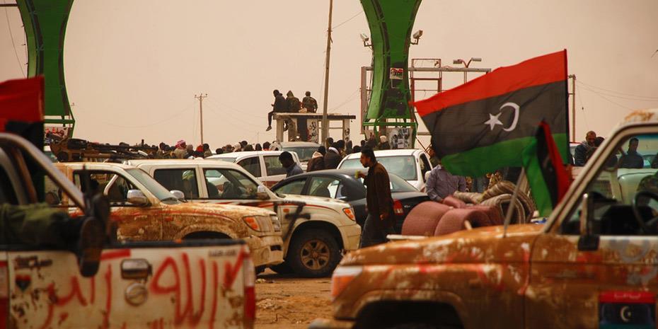 Ερυθρός Σταυρός: Alert για ανθρωπιστική κρίση στη Λιβύη