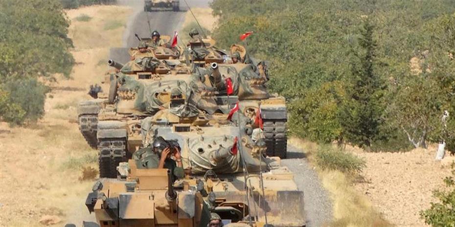 Συρία: Ο τουρκικός στρατός προ των πυλών της Αφρίν