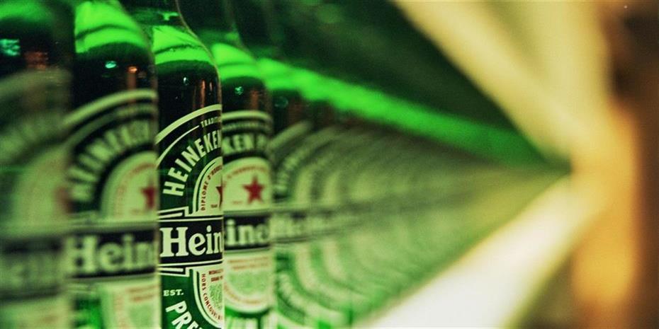 Στα 2,17 δισ. ευρώ αυξήθηκαν τα κέρδη της Heineken το 2019