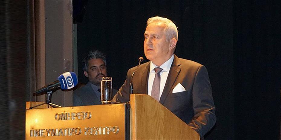 Συνάντηση Αποστολάκη με τον Τούρκο πρέσβη
