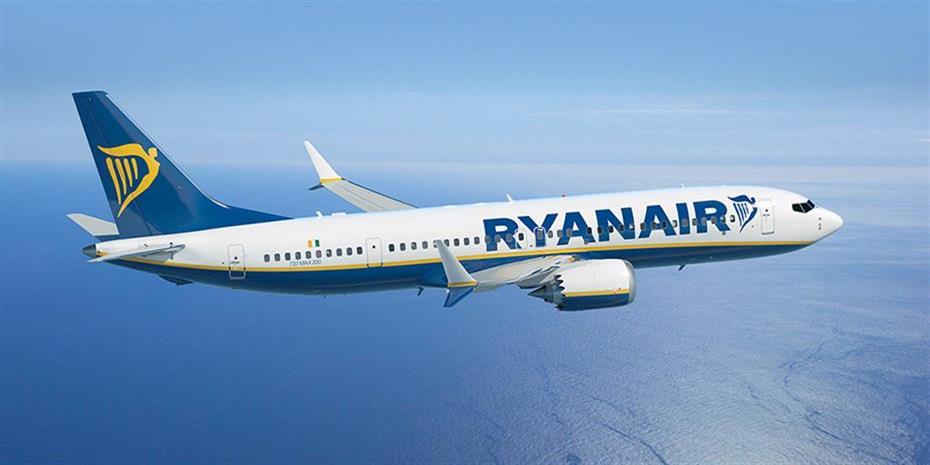 Ακυρώθηκαν 400 πτήσεις της Ryanair