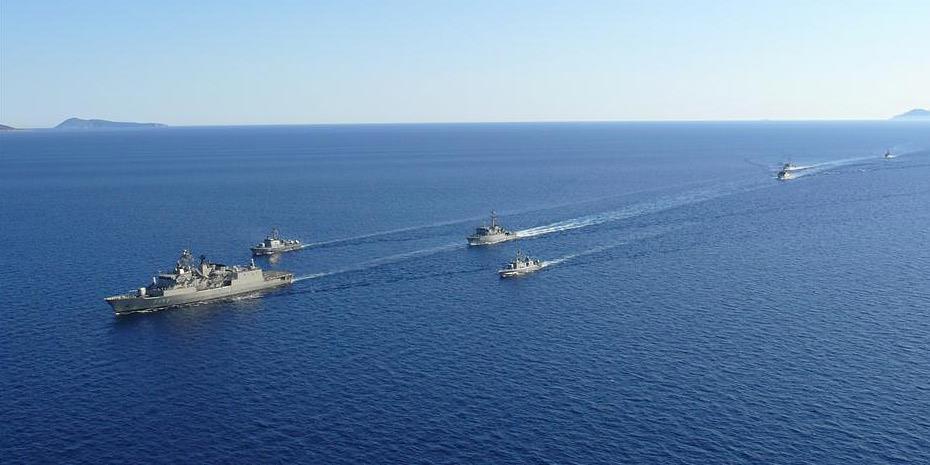 Ακυρώνονται οι Navtex για στρατιωτικές ασκήσεις 28-29 Οκτωβρίου