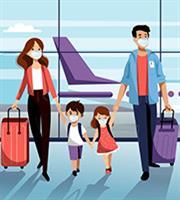 Μάσκα και με το... νόμο στα αεροπλάνα ζητούν στις ΗΠΑ
