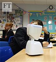 Τα ρομπότ ανοίγουν νέα όρια στην εκπαίδευση