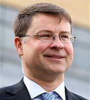 Ντομπρόβσκις: Δεν βλέπω εκτροχιασμούς λόγω εκλογών